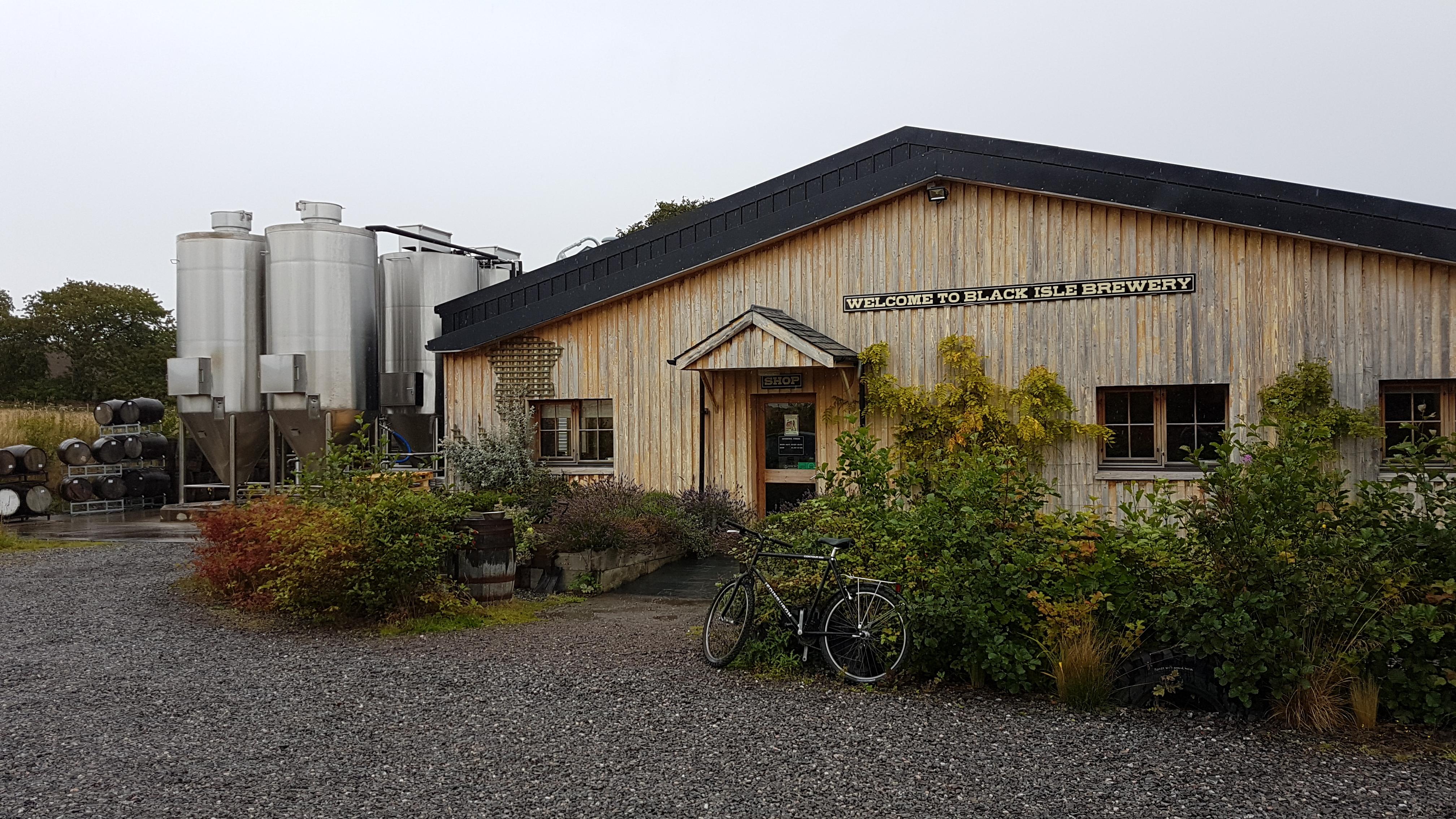 Die Black Isle Brewery. Foto: Kerstin Fritzsche