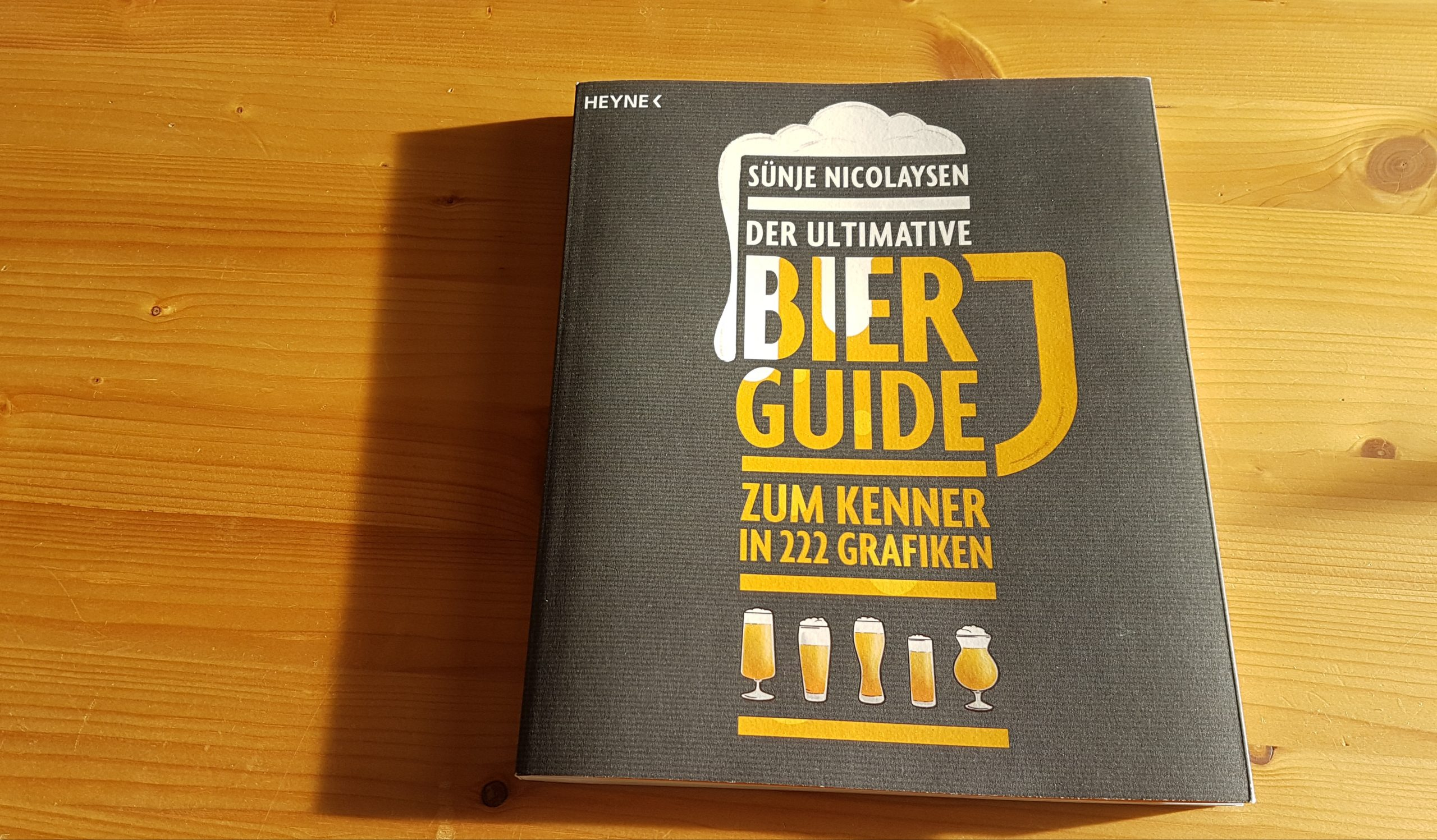 """Der ultimative Bier Guide"""
