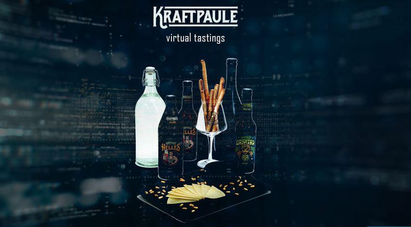 Kraftpaule bietet jetzt Virtual Tastings an